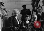 Image of Albert Einstein California United States USA, 1935, second 1 stock footage video 65675052005