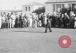 Image of Leo Diegel San Francisco California USA, 1930, second 12 stock footage video 65675052006