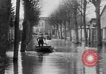 Image of flooded streets Charenton France, 1930, second 12 stock footage video 65675052007