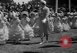 Image of May Day Queen crowning San Francisco California USA, 1937, second 12 stock footage video 65675052019