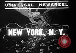 Image of union workers New York United States USA, 1937, second 2 stock footage video 65675052020