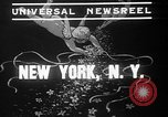 Image of union workers New York United States USA, 1937, second 4 stock footage video 65675052020