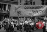 Image of union workers New York United States USA, 1937, second 12 stock footage video 65675052020