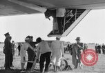 Image of LZ 129 Hindenburg airship Lakehurst New Jersey USA, 1936, second 6 stock footage video 65675052070