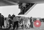 Image of LZ 129 Hindenburg airship Lakehurst New Jersey USA, 1936, second 8 stock footage video 65675052070
