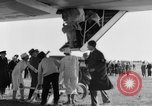 Image of LZ 129 Hindenburg airship Lakehurst New Jersey USA, 1936, second 11 stock footage video 65675052070