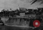 Image of American military officers San Juan Puerto Rico, 1935, second 7 stock footage video 65675052088