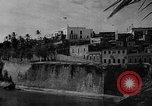 Image of American military officers San Juan Puerto Rico, 1935, second 8 stock footage video 65675052088