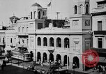 Image of Plaza de Colon San Juan Puerto Rico, 1935, second 3 stock footage video 65675052089
