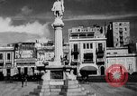 Image of Plaza de Colon San Juan Puerto Rico, 1935, second 6 stock footage video 65675052089