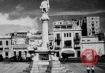 Image of Plaza de Colon San Juan Puerto Rico, 1935, second 10 stock footage video 65675052089