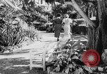 Image of Park and gardens San Juan Puerto Rico, 1935, second 1 stock footage video 65675052090