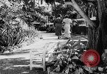 Image of Park and gardens San Juan Puerto Rico, 1935, second 4 stock footage video 65675052090