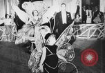Image of Festival Queen and her court San Juan Puerto Rico, 1935, second 1 stock footage video 65675052091