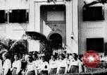 Image of school girls San Juan Puerto Rico, 1935, second 1 stock footage video 65675052098