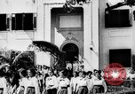 Image of school girls San Juan Puerto Rico, 1935, second 5 stock footage video 65675052098