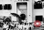 Image of school girls San Juan Puerto Rico, 1935, second 7 stock footage video 65675052098