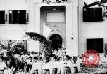 Image of school girls San Juan Puerto Rico, 1935, second 8 stock footage video 65675052098