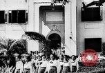 Image of school girls San Juan Puerto Rico, 1935, second 9 stock footage video 65675052098