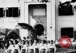 Image of school girls San Juan Puerto Rico, 1935, second 11 stock footage video 65675052098