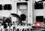 Image of school girls San Juan Puerto Rico, 1935, second 12 stock footage video 65675052098