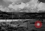 Image of roadway and dam San Juan Puerto Rico, 1935, second 11 stock footage video 65675052103