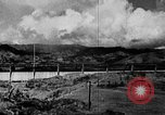 Image of roadway and dam San Juan Puerto Rico, 1935, second 12 stock footage video 65675052103