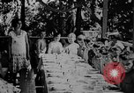 Image of Camp for children San Juan Puerto Rico, 1935, second 9 stock footage video 65675052104