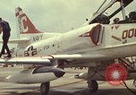 Image of aircraft TA-4J Beeville Texas Naval Air Station Chase Field USA, 1982, second 9 stock footage video 65675052118