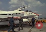 Image of aircraft TA-4J Beeville Texas Naval Air Station Chase Field USA, 1982, second 7 stock footage video 65675052119