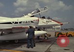 Image of aircraft TA-4J Beeville Texas Naval Air Station Chase Field USA, 1982, second 12 stock footage video 65675052119