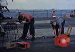 Image of USS Randolph Pacific Ocean, 1945, second 11 stock footage video 65675052151