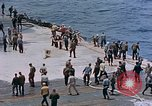 Image of USS Randolph Pacific Ocean, 1945, second 5 stock footage video 65675052154