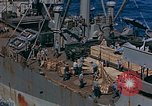 Image of ammunition ship Pacific Ocean, 1945, second 6 stock footage video 65675052155