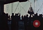 Image of hangar deck of carrier Pacific Ocean, 1945, second 8 stock footage video 65675052158