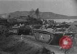Image of Han River crossing by U.S. troops near Seoul Korea, 1950, second 7 stock footage video 65675052168