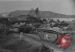 Image of Han River crossing by U.S. troops near Seoul Korea, 1950, second 8 stock footage video 65675052168