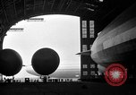 Image of LZ-127 Graf Zeppelin Lakehurst New Jersey USA, 1928, second 10 stock footage video 65675052191