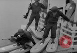 Image of troops walking on water Washington DC USA, 1962, second 8 stock footage video 65675052198
