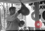 Image of Joe Louis fights in boxing bout Chicago Illinois USA, 1937, second 5 stock footage video 65675052201