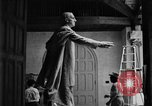 Image of sculpture of Woodrow Wilson San Antonio Texas USA, 1929, second 6 stock footage video 65675052206