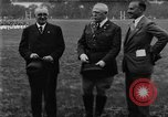 Image of French Ambassador Paul Claudel West Point New York USA, 1929, second 1 stock footage video 65675052207