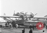 Image of German amphibious plane Philadelphia Pennsylvania USA, 1929, second 2 stock footage video 65675052209
