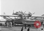 Image of German amphibious plane Philadelphia Pennsylvania USA, 1929, second 5 stock footage video 65675052209