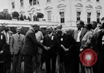 Image of Texas delegation visits President Hoover Washington DC USA, 1929, second 6 stock footage video 65675052213