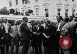 Image of Texas delegation visits President Hoover Washington DC USA, 1929, second 7 stock footage video 65675052213