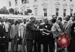Image of Texas delegation visits President Hoover Washington DC USA, 1929, second 10 stock footage video 65675052213