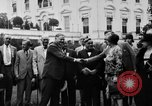 Image of Texas delegation visits President Hoover Washington DC USA, 1929, second 12 stock footage video 65675052213