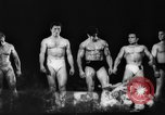 Image of body builders Germany, 1962, second 6 stock footage video 65675052220