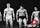 Image of body builders Germany, 1962, second 8 stock footage video 65675052220